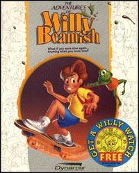 Okładka The Adventures of Willy Beamish (PC)