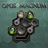 Okładka Opus Magnum (PC)