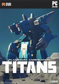 Okładka Planetary Annihilation: Titans (PC)