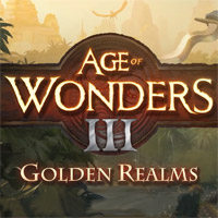 Okładka Age of Wonders III: Golden Realms (PC)