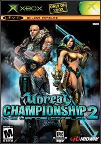 Okładka Unreal Championship 2: Liandri Conflict (XBOX)