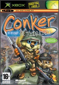 Okładka Conker: Live & Reloaded (XBOX)