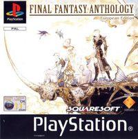Okładka Final Fantasy Anthology (PS1)