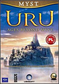 Okładka Uru: Ages Beyond Myst (PC)