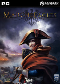 Okładka March of the Eagles (PC)
