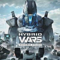 Okładka Hybrid Wars (PC)