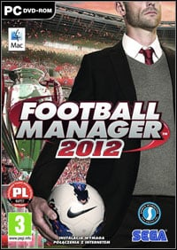 Game Box for Football Manager 2012 (PC)