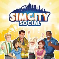 Okładka SimCity Social (WWW)