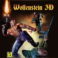 Game Wolfenstein 3D (PC) cover