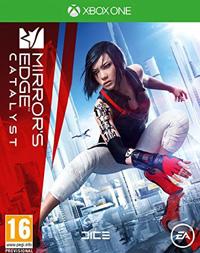 Game Mirror's Edge Catalyst (PC) cover