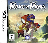 Game Box for Prince of Persia: The Fallen King (NDS)