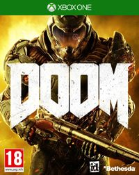 Game Doom (PC) cover