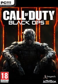 Game Call of Duty: Black Ops III (PC) cover