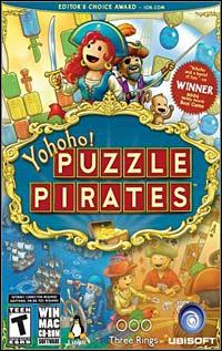 Okładka Yohoho! Puzzle Pirates (PC)