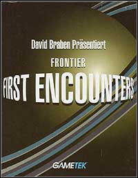 Game Box for Frontier: First Encounter (PC)
