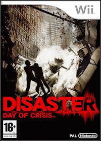Okładka Disaster: Day of Crisis (Wii)