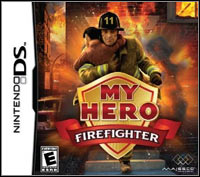 Game Box for My Hero: Firefighter (NDS)