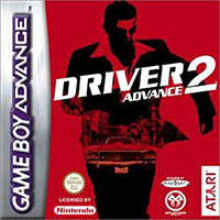 Okładka Driver 2 Advance (GBA)