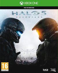 Okładka Halo 5: Guardians (XONE)