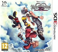 Game Box for Kingdom Hearts: Dream Drop Distance (3DS)