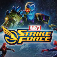 Game Marvel Strike Force (iOS) cover