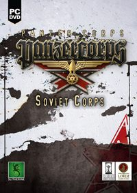 Game Panzer Corps: Soviet Corps (PC) cover