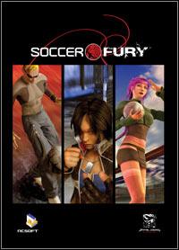 Okładka Soccer Fury (PC)