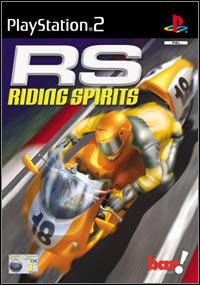 Okładka Riding Spirits (PS2)