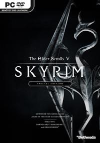 Game The Elder Scrolls V: Skyrim Special Edition (PC) cover
