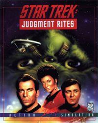 Game Box for Star Trek: Judgment Rites (PC)