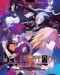 Okładka Melty Blood Actress Again Current Code (PC)