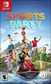 Game Box for Sports Party (Switch)