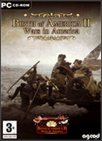 Okładka Birth of America II: Wars in America 1750-1815 (PC)