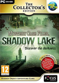 Okładka Mystery Case Files: Shadow Lake (PC)