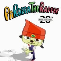Okładka PaRappa the Rapper Remastered (PS4)