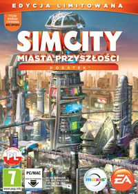 Okładka SimCity: Cities of Tomorrow (PC)