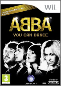 Okładka ABBA You Can Dance (Wii)