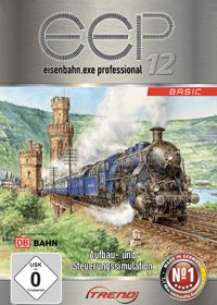 Game Box for Eisenbahn.exe Professional 12 (PC)