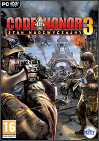 Okładka Code of Honor 3: Desperate Measures (PC)