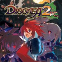 Game Box for Disgaea 2 PC (PC)