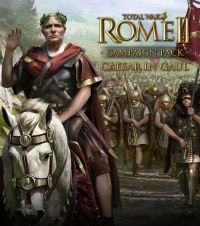 Okładka Total War: Rome II - Caesar in Gaul (PC)