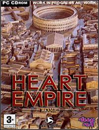 Okładka Heart of Empire: Rome (PC)