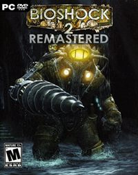 Okładka BioShock 2 Remastered (PC)