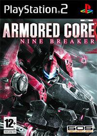 Okładka Armored Core: Nine Breaker (PS2)