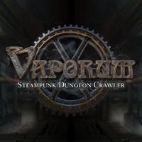 Game Box for Vaporum (PC)