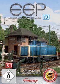 Okładka Eisenbahn.exe Professional 13 (PC)