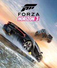 Game Forza Horizon 3 (PC) cover