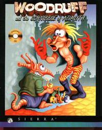 Okładka The Bizarre Adventures of Woodruff and the Schnibble (PC)