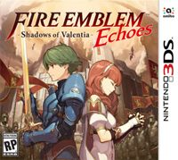 Game Box for Fire Emblem Echoes: Shadows of Valentia (3DS)