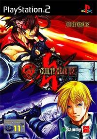 Okładka Guilty Gear X2 (PS2)
